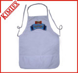 100% Cotton Cooking Kitchen Apron for Promotion