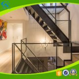 Straight Type Stainless Steel Indoor Staircase