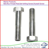 Zp Hex. Bolt with Nut with Standard DIN, Unc, Bsw