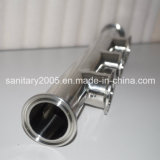 Stainless Steel Manifolds Pipes for Filling Machines