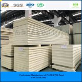 ISO, SGS Approved 50mm Galvanized Steel Pur Sandwich (Fast-Fit) Panel for Cool Room/ Cold Room/ Freezer