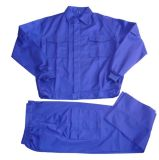 Blue Color Safety Work Suits 010