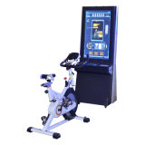 Physical Exercise Riding Game Machine 9d Virtual Reality Fitness Bicycle Simulator Vr Bike for Indoor