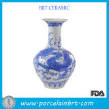 Tradtional Dragon Promotion Flower Vase