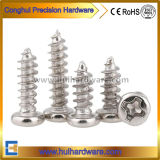 Carbon Steel Galvanized Pan Head DIN 7981 Self Tapping Screws