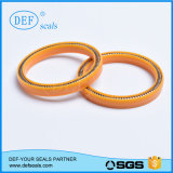 High Performance Teflon Spring Energized Seal