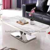 Hotel Modern Design Furniture Tea Table With Marble
