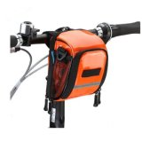 Water Resistant Bicycle Handlebar Pouch Bike PVC Leather Saddle Bag
