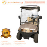 China Battery Operated Longer Range 6+2 Seater Golf Car for Wholesale