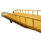 6-15t Mobile Yard Ramp Dock Leveler Bridge