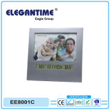 LCD Alarm Clocks with Photo Frame