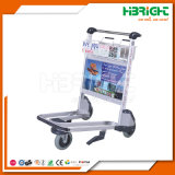 Transfer of Luggage Airport Trolley Cart
