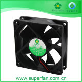 Hot Selling High Speed Energy Saving 80mm DC Axial Industrial Fan
