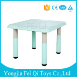 Folding Furniture Playground, Wholesale Kindergarten Furniture, Kindergarten School Educational Toys, Preschool Educational Oblong Table, Desk