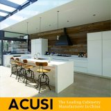 Wholesale Customized Modern Style Lacquer Kitchen Cabinet (ACS2-L11)