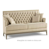 Royal Sofa French Style Star Hotel Sofa for Lobby or Bedroom (ST0076)