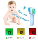 Non-Contact Digital Forehead Infrared Thermometer That Accurately Measures Body Temperature