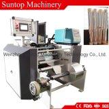 Automatic Blank Label Printing Paper Rotary Die Cutting & Slitting Rewinding Machine/ Auto Film Sticker Roll Die Cutter Slitter Rewinder