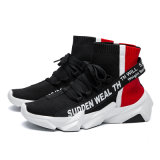 Factory High Quality Sneaker Shoes, Men Shoes and Sneakers, Men High Ankle Sport Shoes