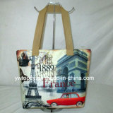 New Products Promotional Sublimation Recycled Hot Selling Canvas Handbag