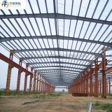 Light/Prefab/Workshop/Warehouse/Factory/Prefab/ Prefabricated Steel Structure Building with Corrugated Steel Roofing Sheet