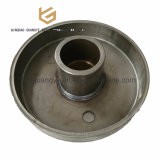 HDG/Mirror Polishing/Powder Coated/Zinc Platedbending, Welding, Punching, Rolling, Custom Sheet Metal Fabrication Parts