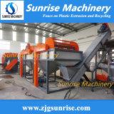 PE Film Recycling Machine Granulating Machine Siemens ABB