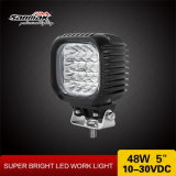 Square off Road Motorcycle LED Working Light