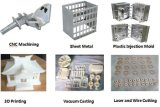 China Factory Custom Cheap Hardware/ Sheet Metal and CNC Machining Parts One-Stop Service