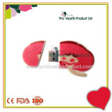 Hospital Gifts Kidney Shaped PVC USB Flash Drive