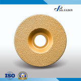 Metal Grinding Disc Vacuum Brazing Grinding Wheel