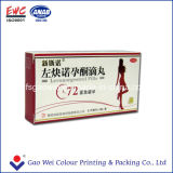 Custom Color Paper Package