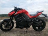 Python 5000W Max Power with QS Motor Electric Motorcycle