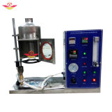 China Manufacturers Electronic Wood Materials Flame Retardant Test/Testing Machine