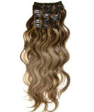 Best Selling Ombre Color Clip-on Hair Extensions