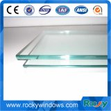 3mm-19mm Manufacture Customized Tempered Float Glass