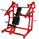 Plate Loaded Hammer Strength ISO Lateral Super Incline Press Gym Exercise Machine