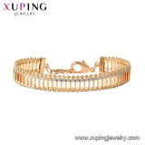 Xuping New Style Best-Selling Graceful Multiply Star Gold Bracelet Imitation Jewelry