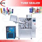 Auto Plastic Tube Filling and Sealing Machine Lotion Toothpaste Packing