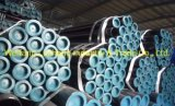 Schedule 40 20 Std Water Gas ERW Steel Pipe, Sawl Liquid Steel Tube, Water Steel Tube ASTM A106 API 5L Psl1