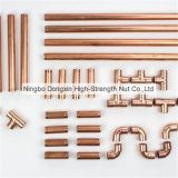 Wholesale Straight Pure Copper Pipe and Copper Tube Fitting