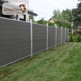 Wholesale Wood Plastic Composite Fencing WPC Board Privacy Garden Fence