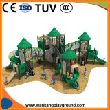 Customized Commercial Children Playground Outdoor Slides Wk-A190119