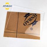 Jinbao 8mm 10mm Acrylic Sheet Price 6X4 Cut to Order Acrylico 2030X3030mm Perspex Bending Board