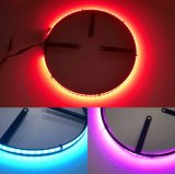 Single Side LED Auto Wheel Ring Light Universal Car Rim Tire Light