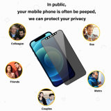 Screen Guard Protector Anti Spy Tempered Glass Anti-Peeping Privacy Screen Protector for iPhone 12/iPhone12 PRO/iPhone12promax