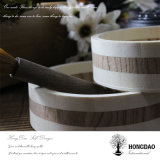 Hongdao Custom Mini Round Wooden Display Pallet Wholesale_F