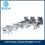 Easy Operation Egg Pie Pillow Packing Machine Full Automatic Feeding &Packing System