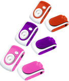 Mini Clip MP3 Player with FM Function (DZ-601)