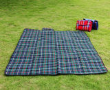 Waterproof Cashmere Outdoor Plaid Picnic Mat